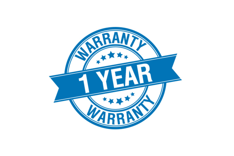 SJ-1260C 1 Year or longer Warranty