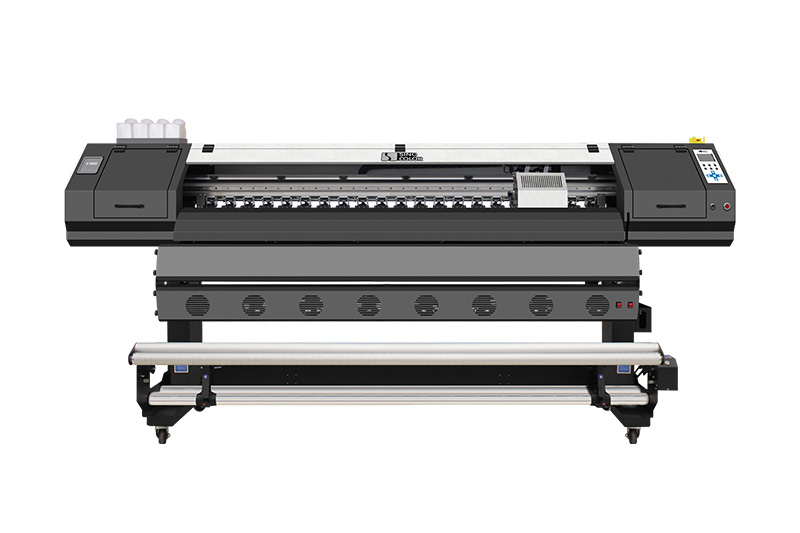 Eco Solvent Printer 74-inch / 1.8 meter Flagship Model Storm SJ-740